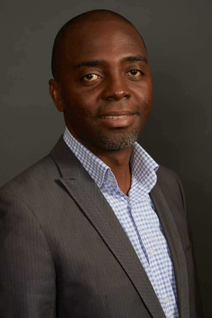 PharmAccess Foundation (Ghana) Country Director, Dr Maxwell Antwi