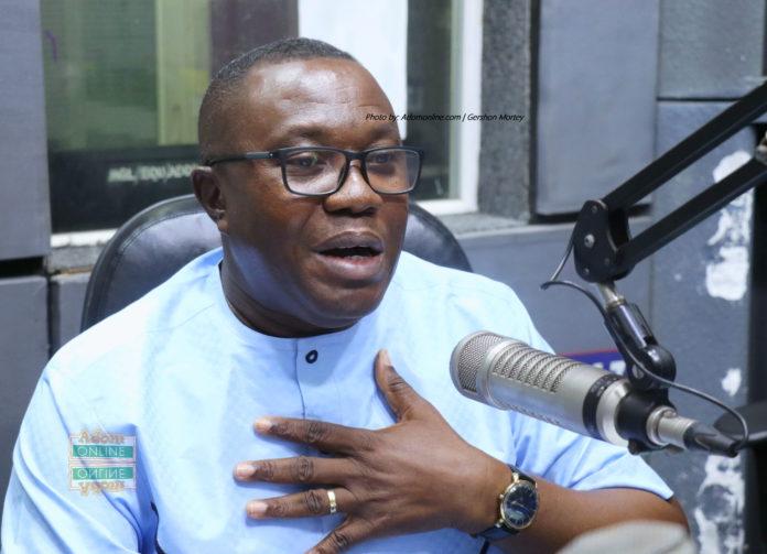 Samuel Ofosu-Ampofo, NDC chairman