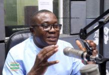 NDC National Chairman, Samuel Ofosu-Ampofo