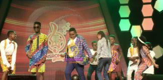 Season 2 Nsoromma kids dance on stage