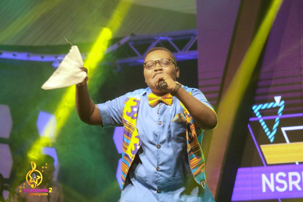 Nathaniel Ofori performs Kofi Johnson's Madamfo Pa song