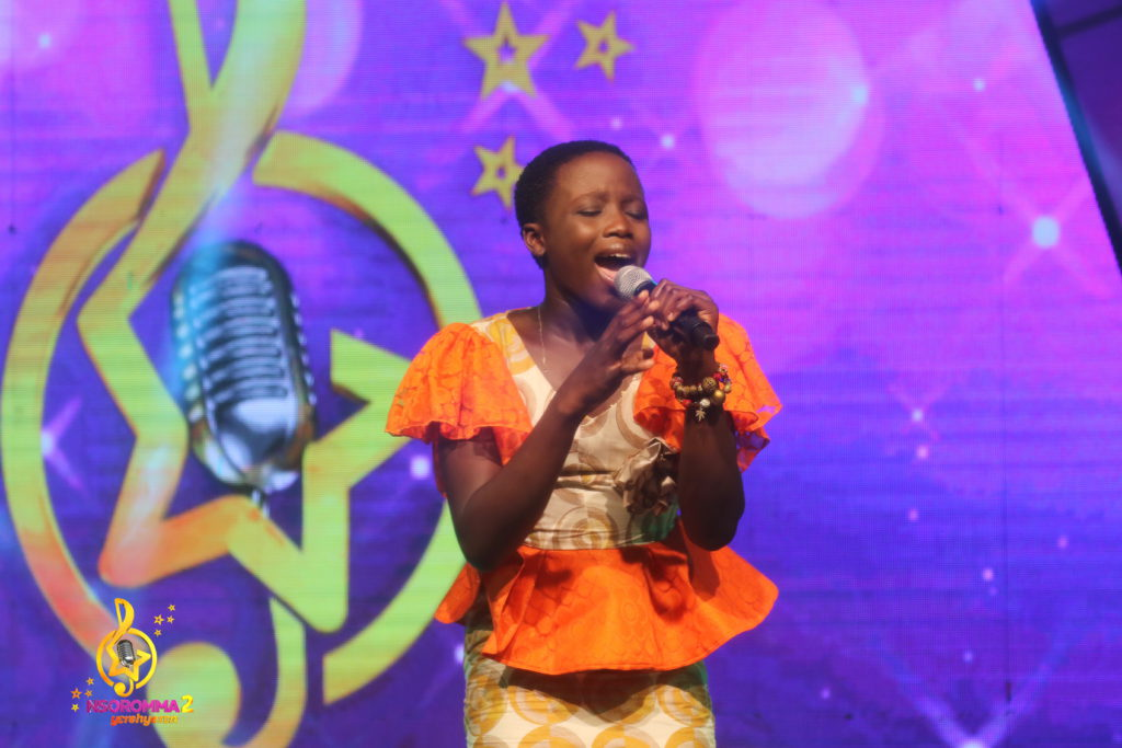 Erica Asiedu performs 'Yaa Dufie' by J.A Adofo