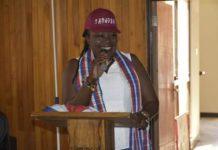 Tangoba Abayage, Upper East Regional Minister