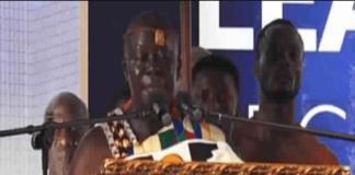 Playback: Otumfuo's speech at UPSA