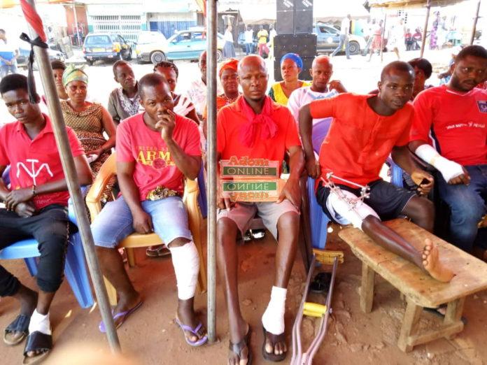 Krobo clash victims