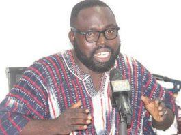 Deputy General Secretary of the NDC, Peter Boamah Otokunor