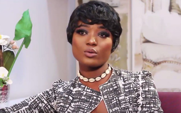 Jane Awindor popularly known as Efya