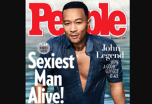 John Legend is the Sexiest Man Alive 2019