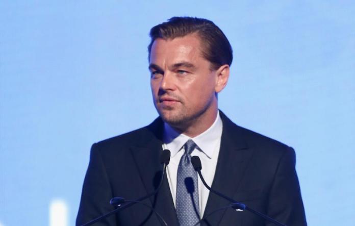 Oscar award-winning actor, Leonardo DiCaprio