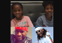 Watch as Peter Okoye's kids wish him, brother Paul a happy birthday