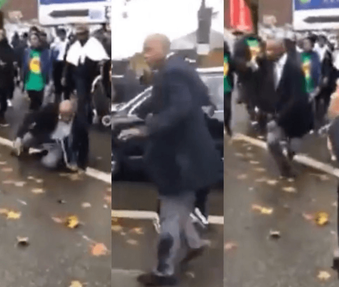 Governor beaten by constituent while shopping in Paris