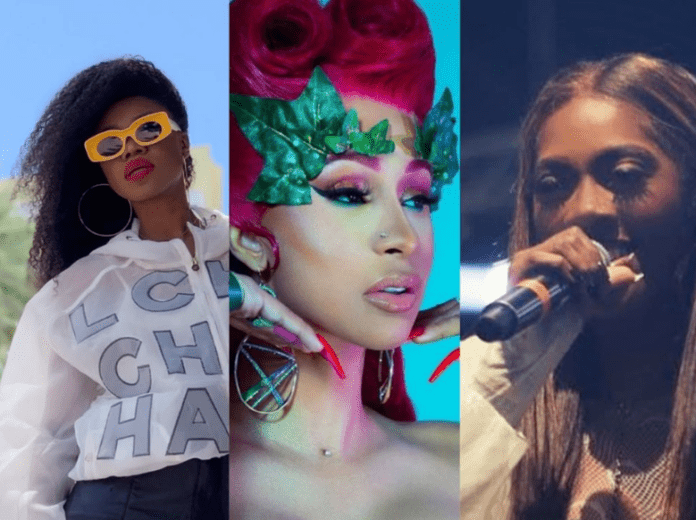 Becca to perform alongside Tiwa Savage and Cardi B