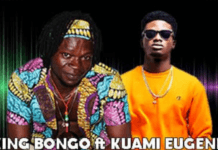 Kuami Eugene spits Ga vibes on King Bongo's latest track