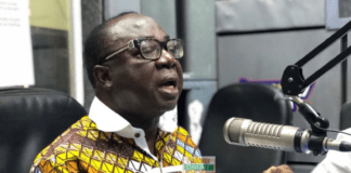 National Chairman of the New Patriotic Party (NPP), Mr Freddie Blay