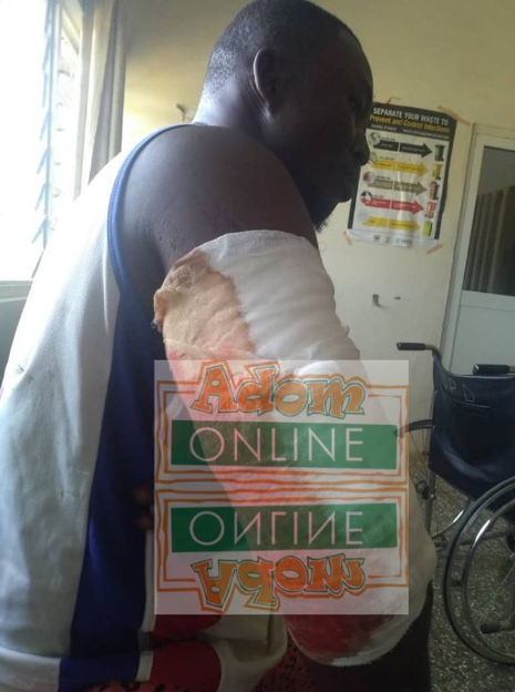 Printing press owner shot by unknown assailants