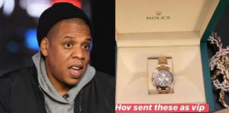 Jay-Z sends Rolex watches as VIP pass to his event, rappers react