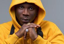 "Dancehall musician, Stonebwoy/ Photo Source: Instagram ""@stonebwoyb"