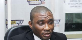 George Mireku Duker, MP for Tarkwa Nsuayem
