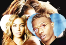 Wizkid, Beyoncé cooking 'Brown Skin Girl' video