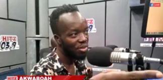 Singer Akwaboah