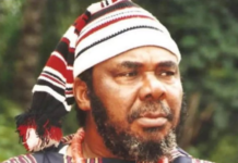 Nigerian actor, Pete Edochie