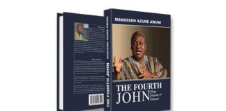 Manasseh book on mahama