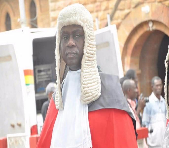 Justice Anin Yeboah