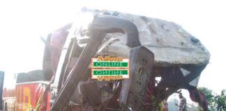 konongo accident