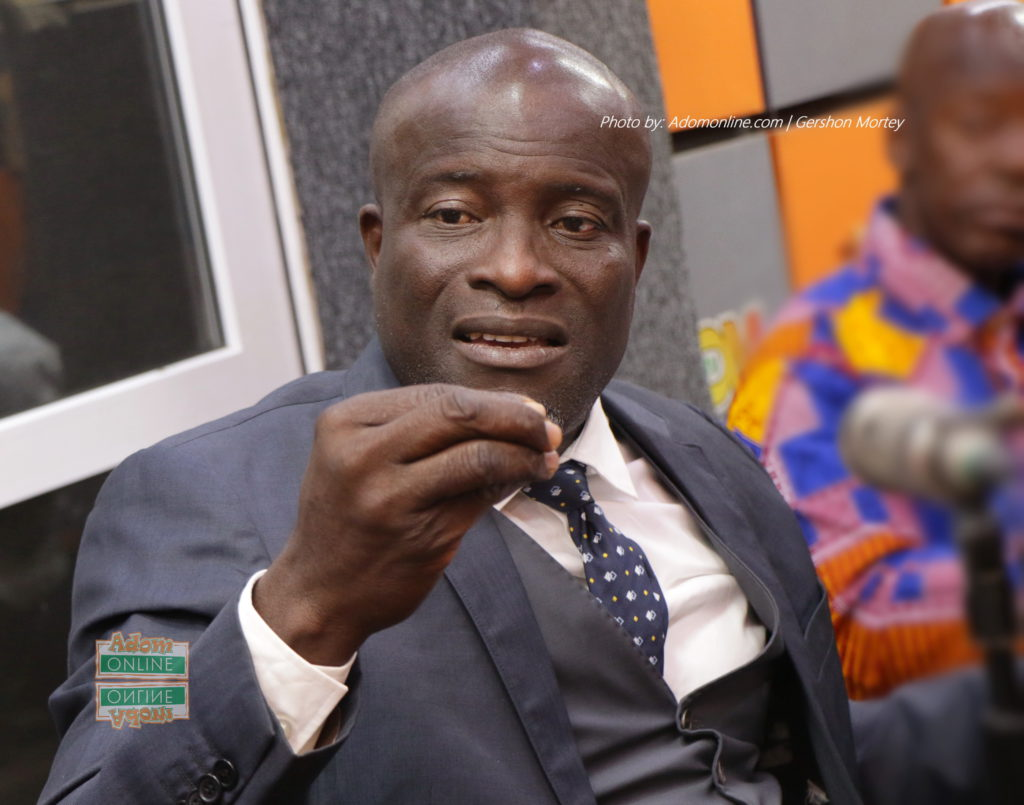 MP for Tema East constituency, Daniel Nii Kwatei Titus-Glover