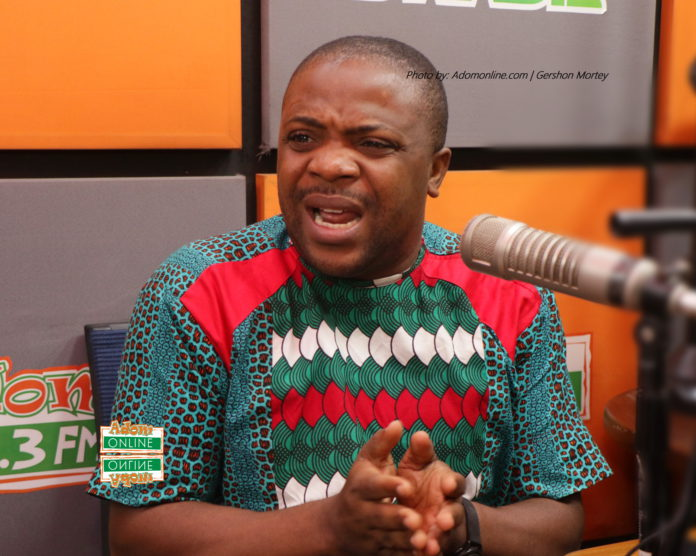 National Youth Coordinator for the Progressive Peoples Party (PPP), Divine Nkrumah