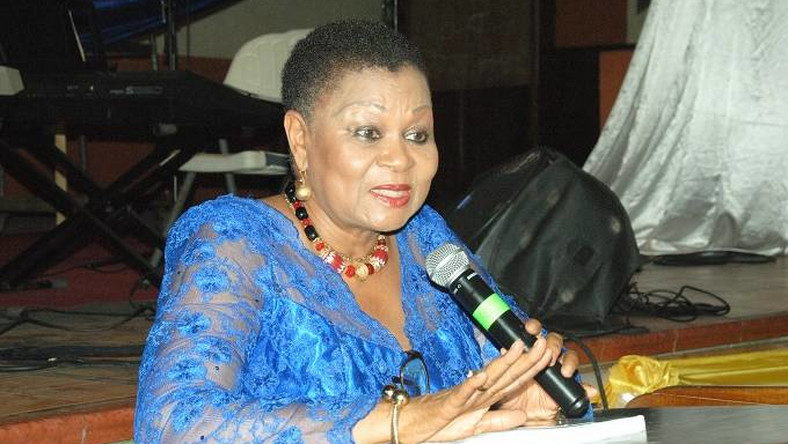 Reverend Joyce Aryee, Founder of Salt and Light Ministries