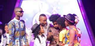 Nsoromma kid Dorithy Baffoe Aikins has been evicted