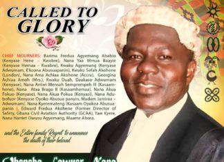 Oheneba Nana Lawyer Fredua Owusu Agyeman