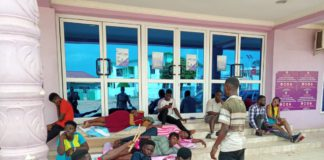 Aggrieved customers of Zoe Outreach Embassy