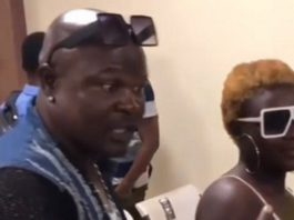 Bukom Banku and his new wife