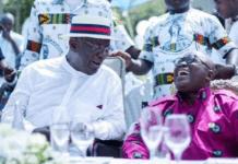 Akufo-Addo wishes Kufuor happy 81st birthday