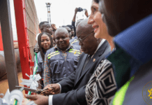 Karpowership: Akufo-Addo commissions use of natural gas for electricity generation