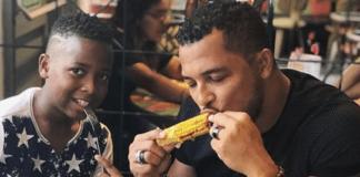 Van Vicker's son hopes to play for Barcelona, Black Stars