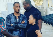 USA rapper TI, wife, shocked after Cape Coast slave castle visit
