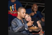 American rapper T.I, wife taste Ghana's Jollof
