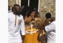 Obaapa Christy remarries