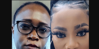 Leila Djansi replies Vicky Zugah over makeup comment