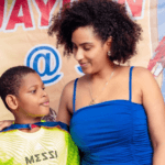 Juliet Ibrahim celebrates son's 9th birthday with superhero-themed party