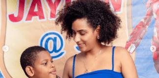 Juliet Ibrahim celebrates son's 9th birthday with superhero-themed party