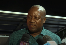 Ex-president Mahama speaks on Farmers' Day prizes