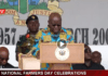 I eat local rice with my wife, follow my example – Akufo-Addo tells Ghanaians