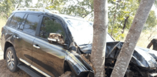 Deputy Chief of Staff, Abu Jinapor, involved in an accident