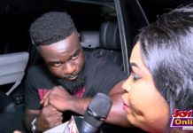 JoyNews' Becky interviews Sarkodie