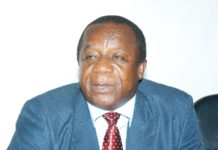 Michael Nsowah, Council Chairman for GES