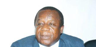 Michael Nsowah, Council Chairman for GES